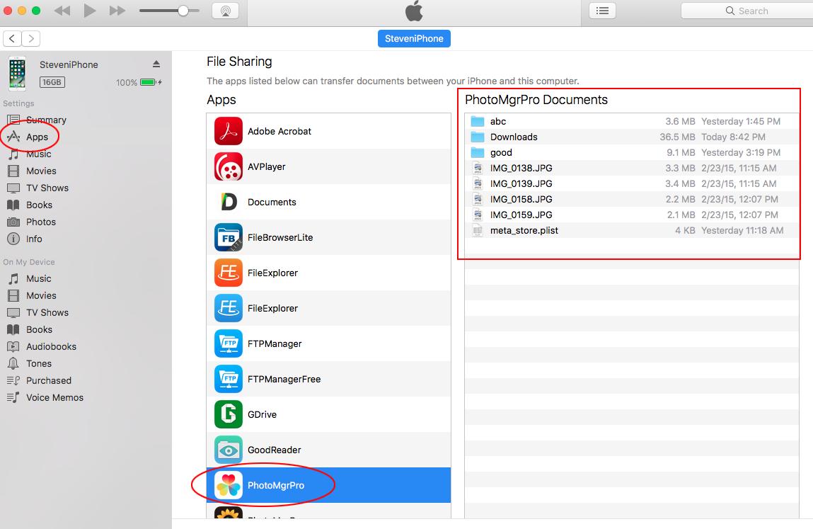 photo manager pro user guide rh skyjos com iTunes App iTunes Tutorial